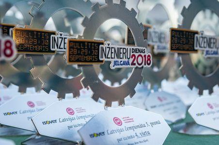 Inženieru dienas 2018 - 2 diena