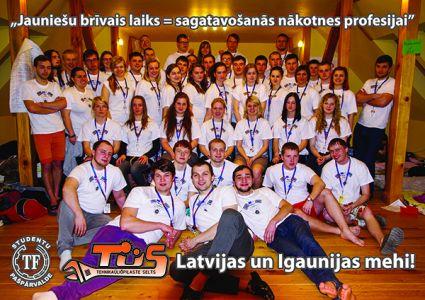 Latvijas un Igaunijas mehu pieredzes apmaina 200